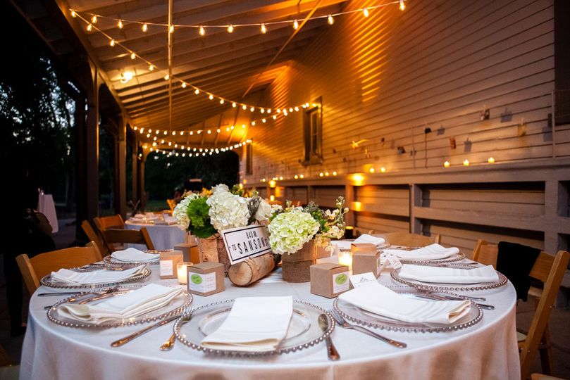 bright event productions wedding lighting at belle