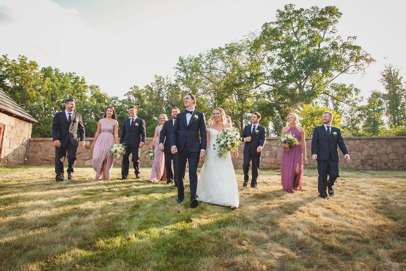 Elizabeth Furnace Wedding