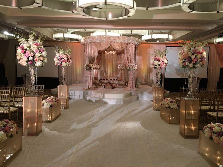 Bridal Ceremony Aisle