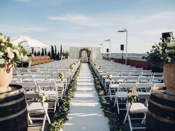 Tmx Rooftop Ceremony 10 51 3685 1572370806 Seattle, WA wedding venue