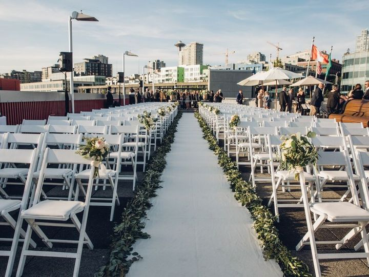 Tmx Rooftop Ceremony 13 51 3685 1572370813 Seattle, WA wedding venue