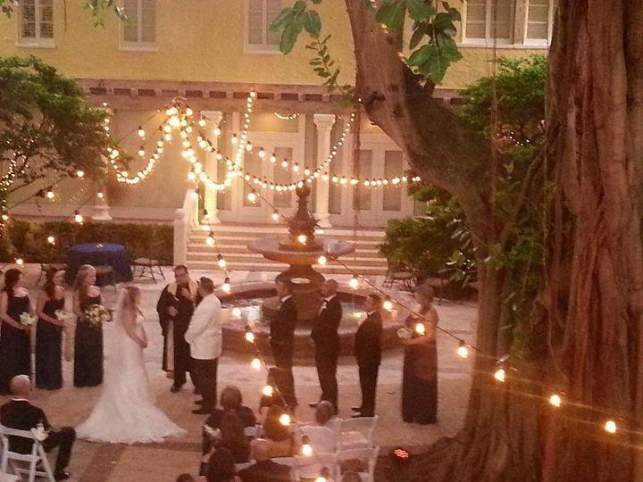 The Addison Wedding ceremony