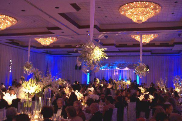 Tmx 1251232496915 LEDUpLightsonwhitepipeanddrape Hollywood, Florida wedding eventproduction