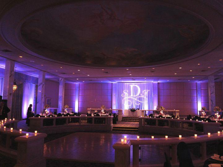 Tmx 1443576517472 11 12 11 Purple Uplighting Miami Beach Resort 1 Hollywood, Florida wedding eventproduction