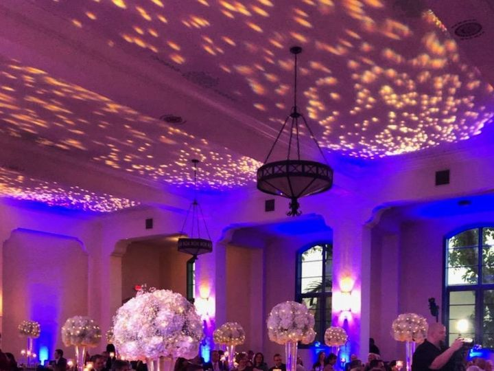 Tmx Comber Hall Starry Night Projections 51 163685 157720596477680 Hollywood, Florida wedding eventproduction