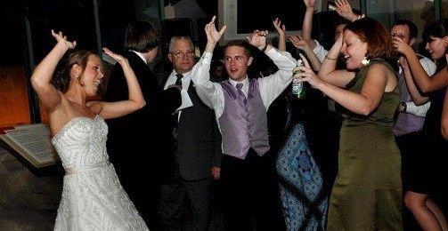 Tmx 1389970908150 Bridewithgroupdancin Tyngsboro wedding dj