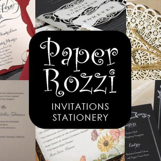 PaperRozzi Invitations | Stationery