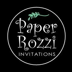 PaperRozzi Invitations & Stationery