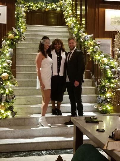 Wedding at The Adolphus Hotel