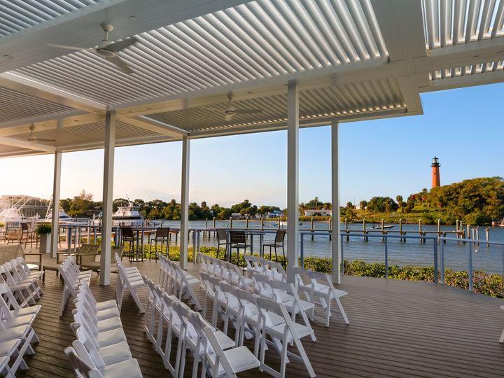 Tmx Pelican Club Deck Large 51 1056685 157989413285700 Jupiter, FL wedding venue