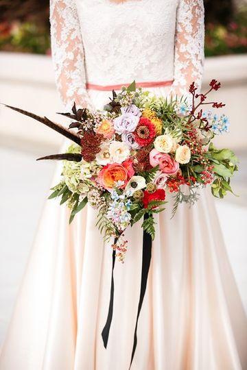 Vibrent bouquet