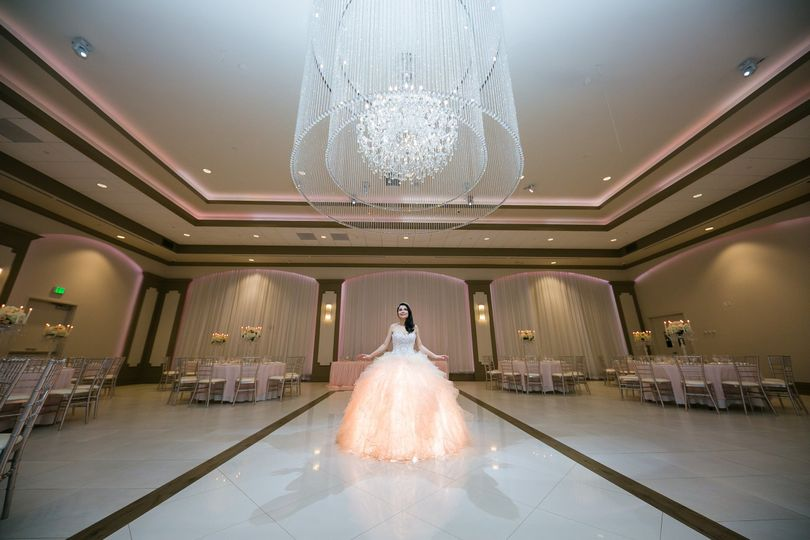 Crystal Ballroom - Our Newest Venue! Fits up to 300.