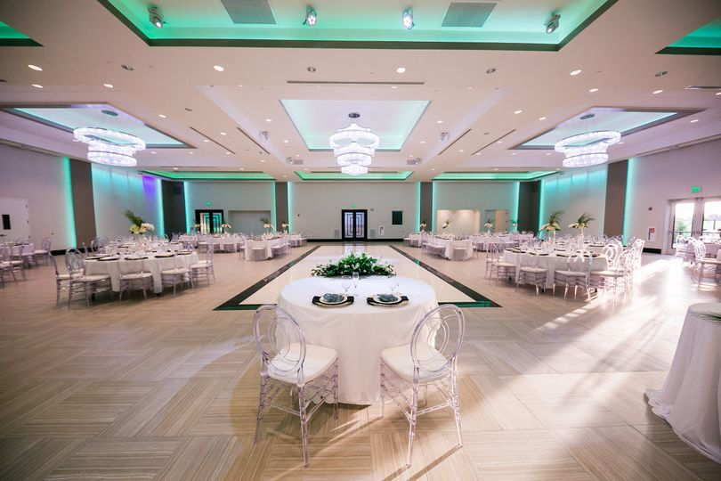 Royal Ballroom - Our Newest Venue! Fits up to 600.
