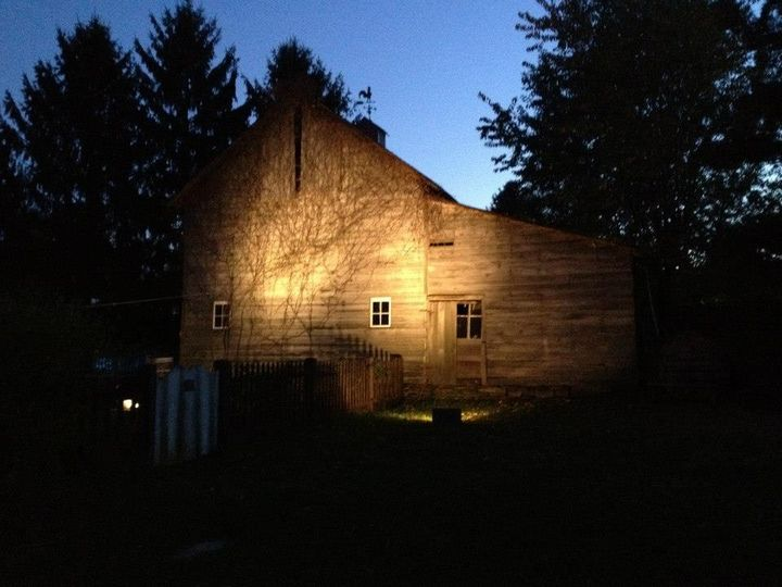One of our barns