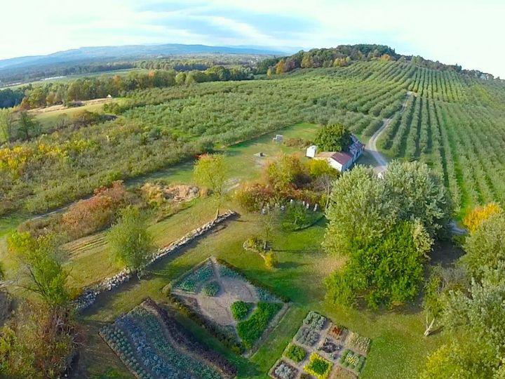 Tmx Lvf Orchard Drone 51 657685 Highland, NY wedding venue