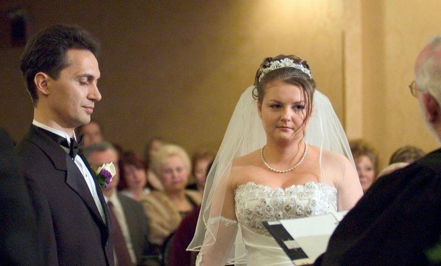 Catholic wedding - Nicholas