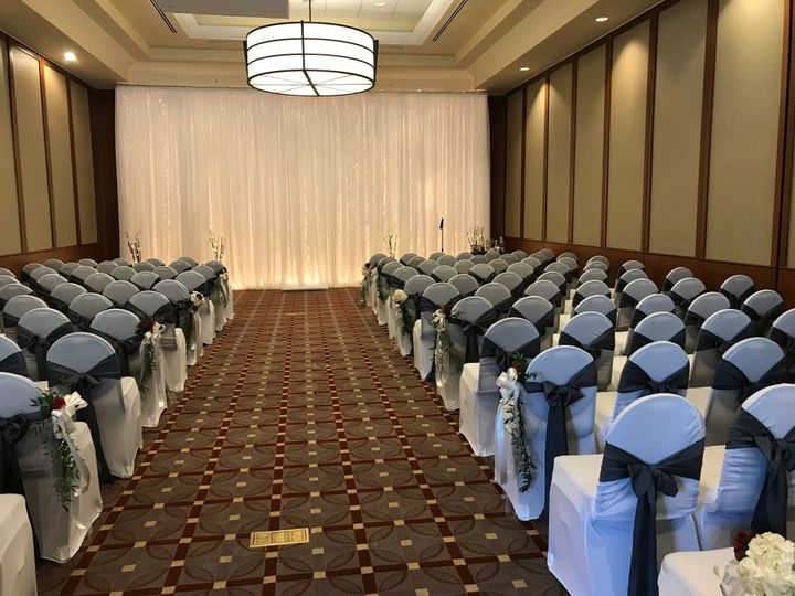 Ballroom Ceremony