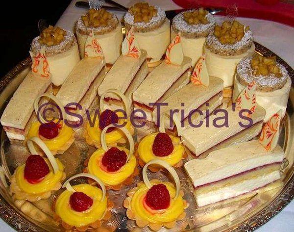 Tmx 1235521095013 Desserttraywtmk Atlanta wedding cake