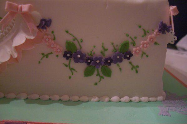 Tmx 1235521112388 BlossomGarland Atlanta wedding cake