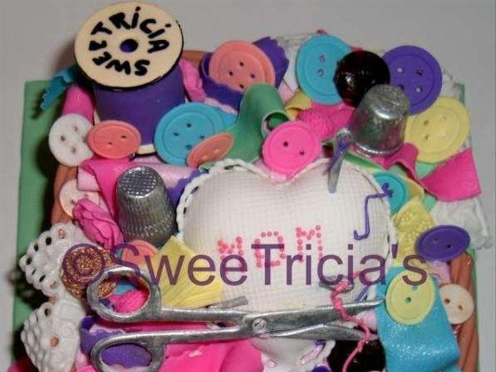 Tmx 1235521140950 Sewingbaskettopwtmk Atlanta wedding cake