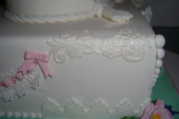 Tmx 1235521162482 Lace Atlanta wedding cake