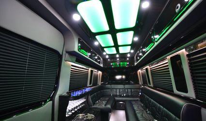 Green Limousine 1