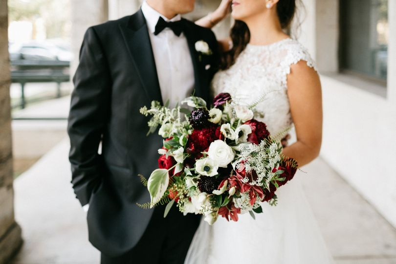 Design, Florals & Rentals - Shea Hopely Flowers Photography - Monika Gauthier Photography  Venue -...