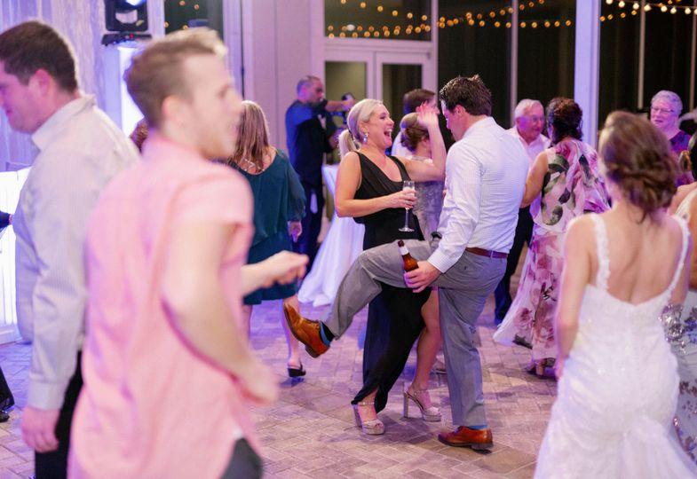 Wedding Dance Floor | MBOR