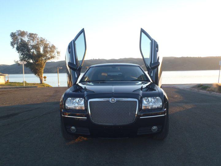 Tmx 1473636529606 Chrysler Lambo Door Benicia wedding transportation