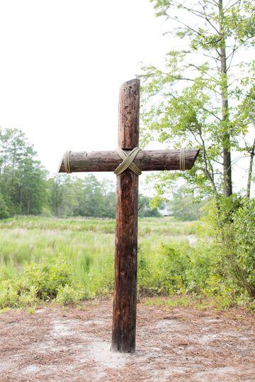 Cross & Chapel site