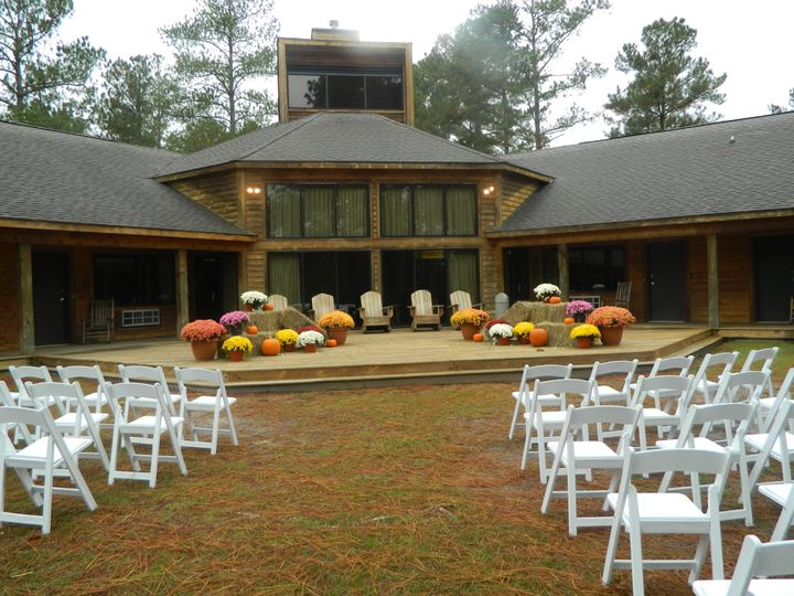 Bergland Outdoor Ceremony Site