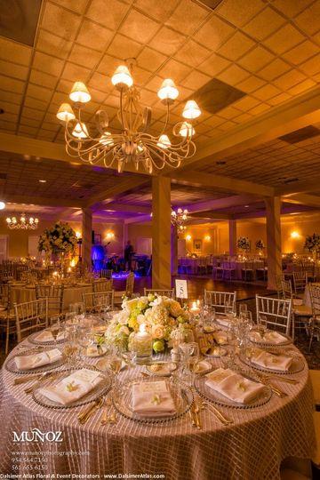 wedding florist decor hillsboro beach florida hill