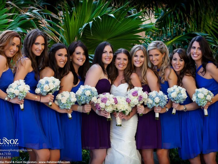 Tmx 1441927532128 Wedding Florist Decor Eau Palm Beach Resort Florid Deerfield Beach, Florida wedding florist