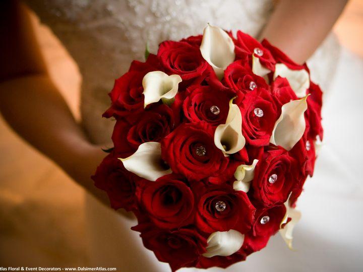 Tmx 1441927632611 Bridal Bouquet Wedding Flowers Dalsimer Atlas 18 Deerfield Beach, Florida wedding florist