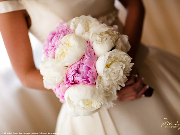 Tmx 1441927664185 Bridal Bouquet Wedding Flowers Dalsimer Atlas 26 Deerfield Beach, Florida wedding florist