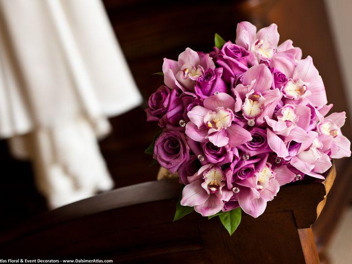 Tmx 1441927674108 Bridal Bouquet Wedding Flowers Dalsimer Atlas 27 Deerfield Beach, Florida wedding florist