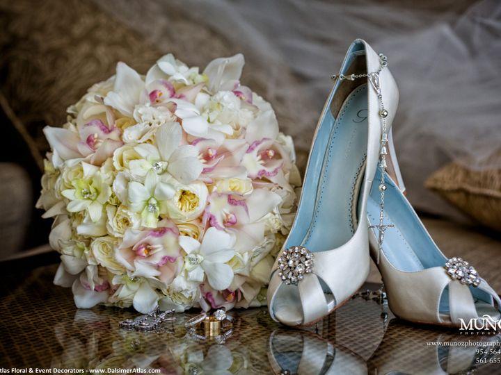 Tmx 1441927779941 Bridal Bouquet Wedding Flowers Dalsimer Atlas 56 Deerfield Beach, Florida wedding florist