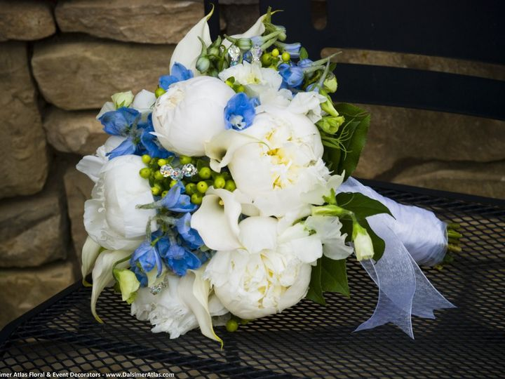 Tmx 1441927830558 Bridal Bouquet Wedding Flowers Dalsimer Atlas 69 Deerfield Beach, Florida wedding florist
