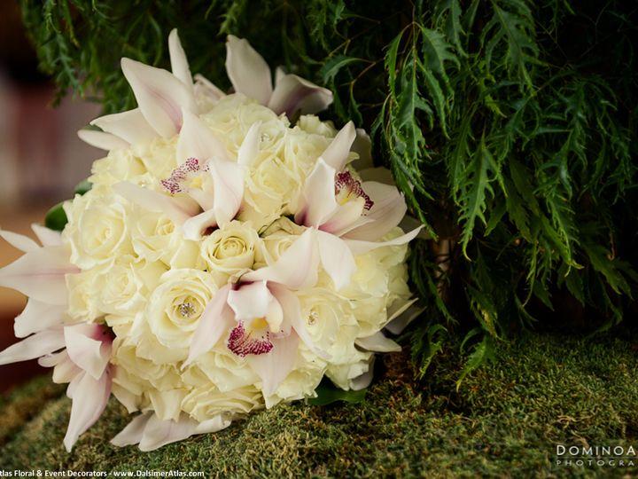 Tmx 1441927856868 Bridal Bouquet Wedding Flowers Dalsimer Atlas 80 Deerfield Beach, Florida wedding florist