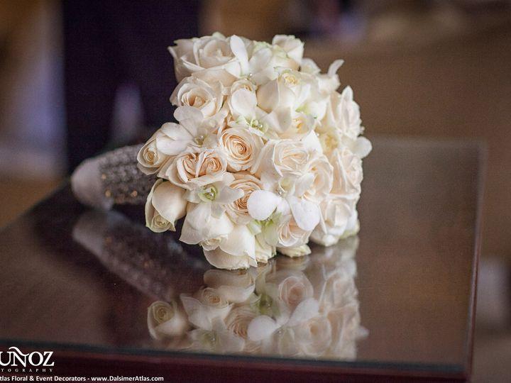 Tmx 1441927945408 Bridal Bouquet Wedding Flowers Dalsimer Atlas 102 Deerfield Beach, Florida wedding florist
