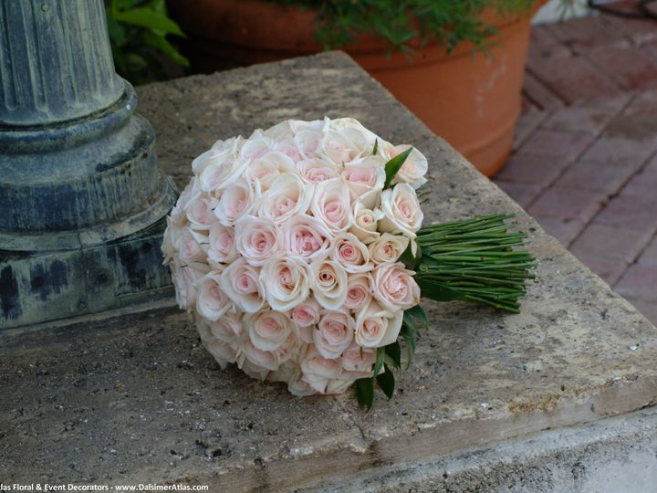 Tmx 1441927978952 Bridal Bouquet Wedding Flowers Dalsimer Atlas 3 Deerfield Beach, Florida wedding florist