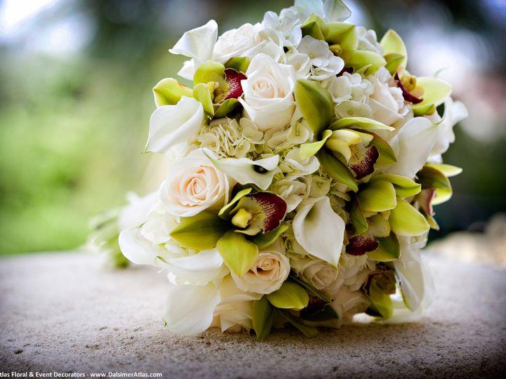 Tmx 1441927993424 Bridal Bouquet Wedding Flowers Dalsimer Atlas 9 Deerfield Beach, Florida wedding florist