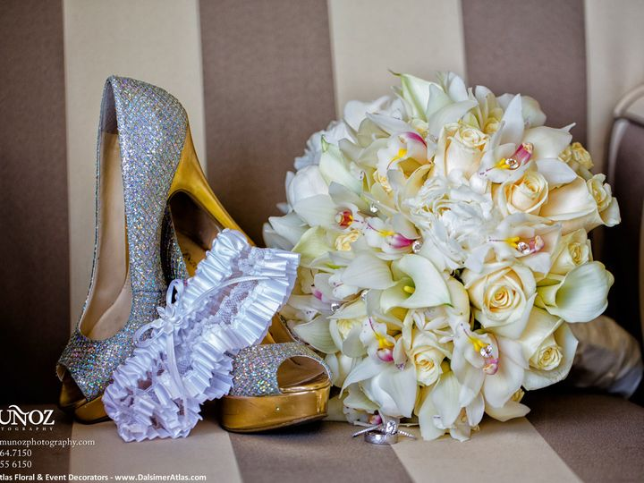 Tmx 1441928127298 Bridal Bouquet Wedding Flowers Dalsimer Atlas 50 Deerfield Beach, Florida wedding florist