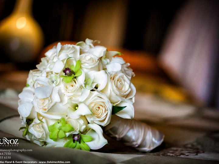 Tmx 1441928147233 Bridal Bouquet Wedding Flowers Dalsimer Atlas 53 Deerfield Beach, Florida wedding florist