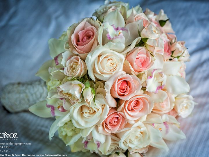 Tmx 1441928154264 Bridal Bouquet Wedding Flowers Dalsimer Atlas 58 Deerfield Beach, Florida wedding florist