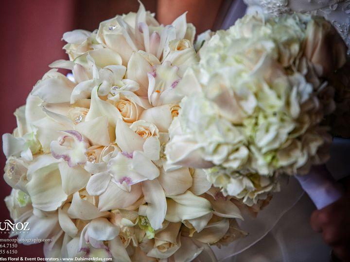 Tmx 1441928371197 Bridal Bouquet Wedding Flowers Dalsimer Atlas 64 Deerfield Beach, Florida wedding florist