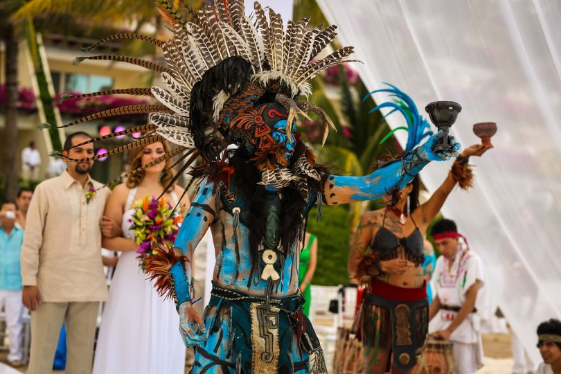 Playa Wedding - Spirituality Riviera Maya