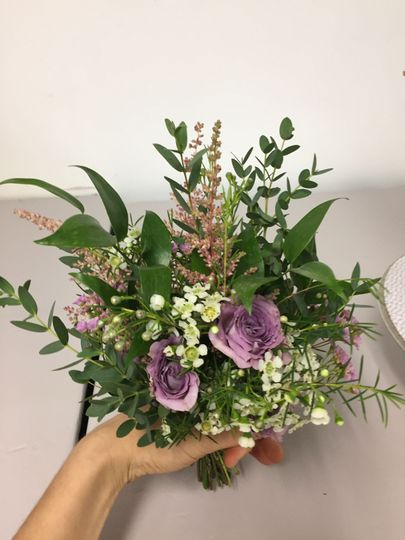Small floral design