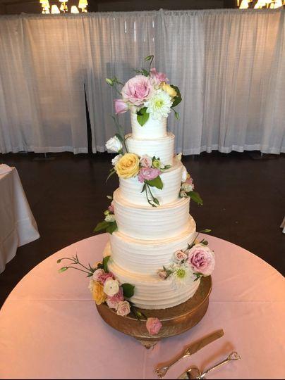 Jessica Mack's cake