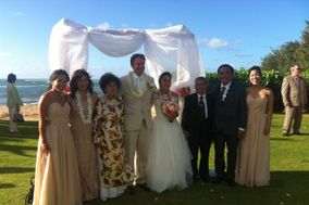 Heaven and Sea Hawaii Weddings and Family Coaching